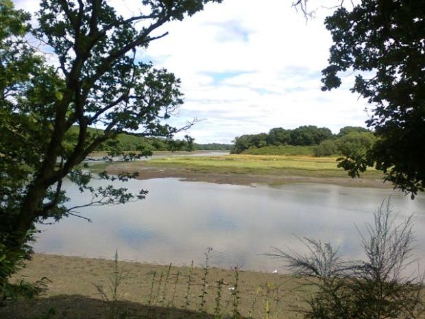 The beautiful River Hamble