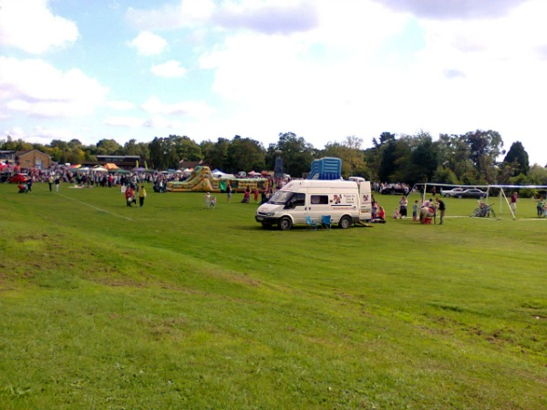 Overview of a local Extravaganza event, sadly not to be held this year. Image by me.