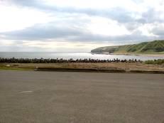 The light on the sea at Dunbeath
