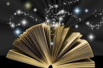 One of my favourite book images. They really are magical. Transportation into other worlds and around this one in a few hundred pages. Brilliant! Image via Pixabay.