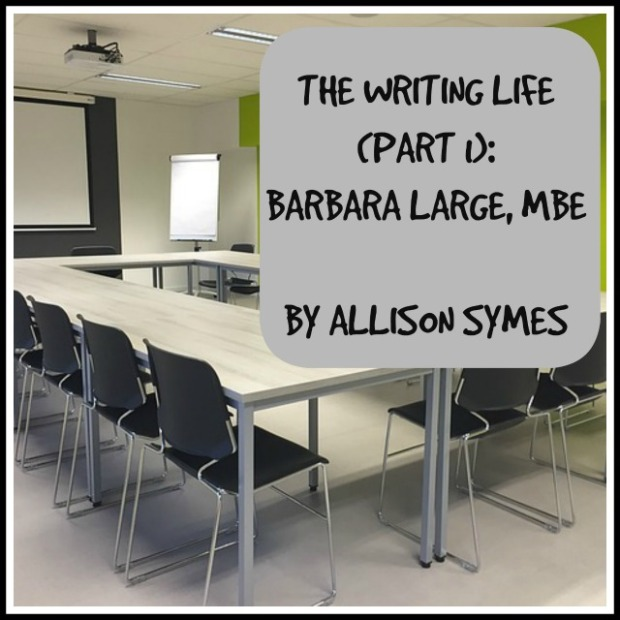 The Writing Life with Barbara Large is a two part interview and now available via Chandler's Ford Today, Image via Pixabay.