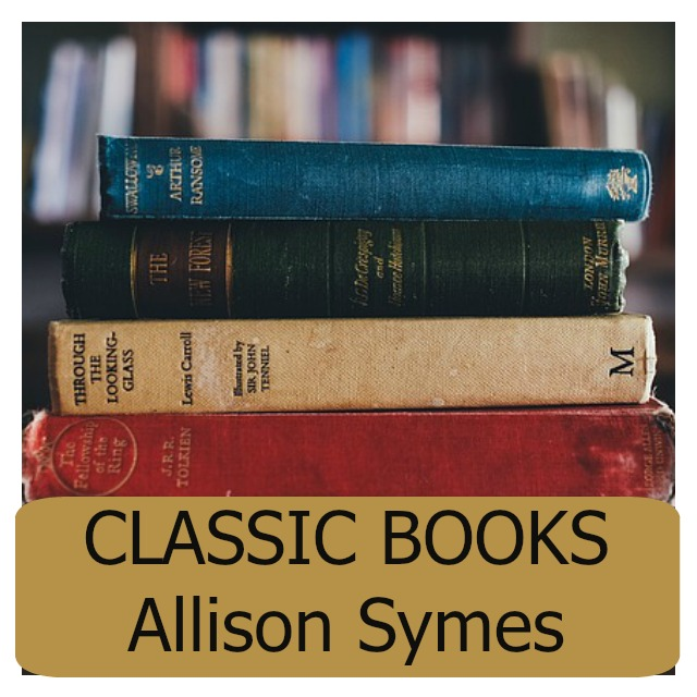 Classic Books - this week's Chandler's Ford Today post. Image by Pixabay.