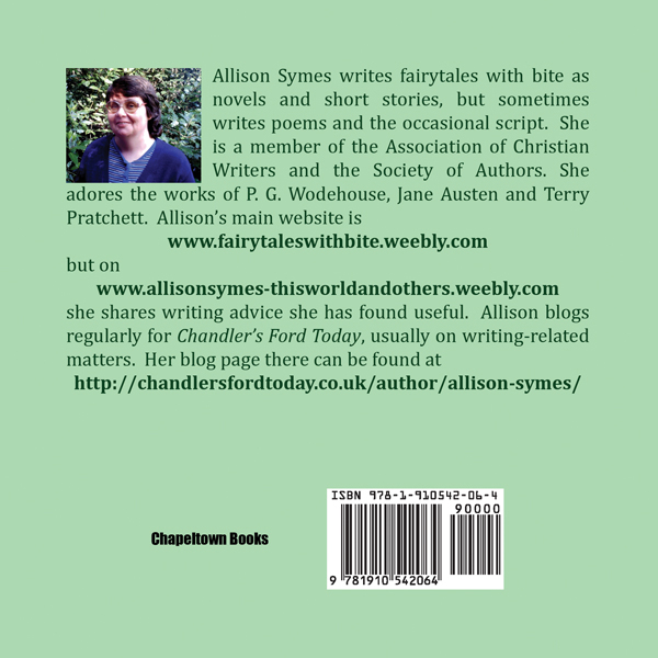 Back cover of From Light to Dark and Back Again