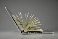 What great books and stories will emerge from your laptop this year? Image via Pixabay.
