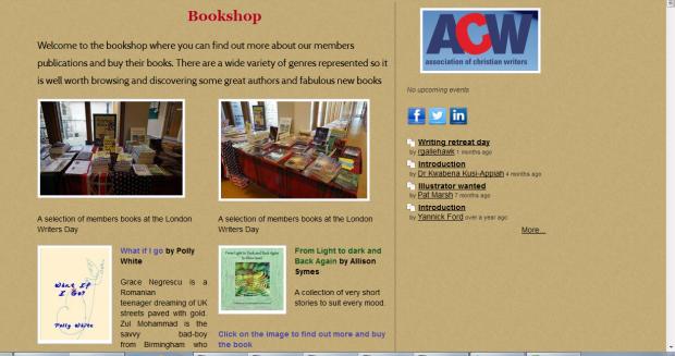 FLTDBA ACW Bookshop Image