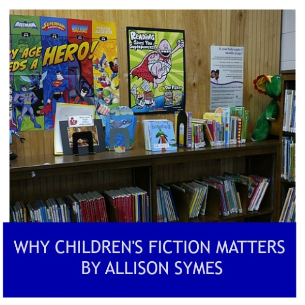 Feature Image Why Children's Fiction Matters