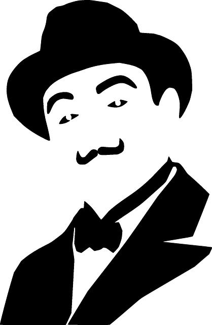 Hercule Poirot via Pixabay
