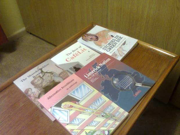 Allison's books