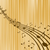 How does music influence you and your characters? Image via Pixabay