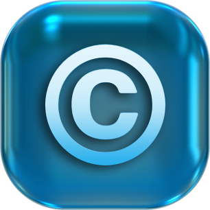 Copyright (never enter a competition asking you to give away ALL rights) - image via Pixabay