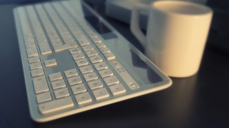 The keyboard beckons...