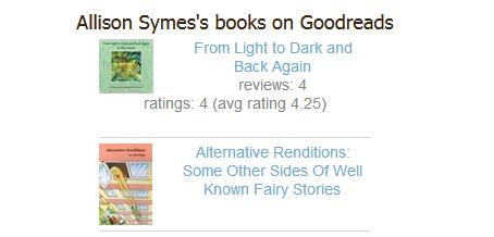 Goodreads Snip