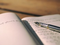 Always time and space for the pen and paper method of drafting