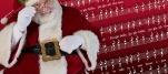 Carols, Christmas Songs and Santa. Image via Pixabay