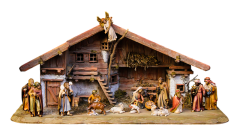 The Nativity. Image by Pixabay.