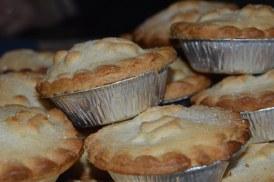 Mince pies. Image via Pixabay