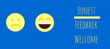 Honest feedback is the only kind worth having. Image via Pixabay.