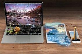 Let the creative process flow! Image via Pixabay