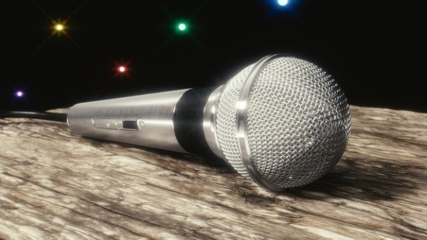 I really liked taking part in the Prose Open Mic slot at Swanwick this year. Image via Pixabay
