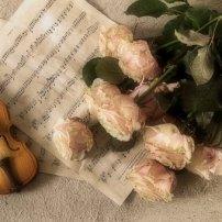 Setting the mood classically perhaps. Image via Pixabay.