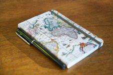 The writers' basic kit. Image via Pixabay