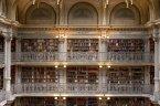 What a beautiful home for books. Image via Pixabay