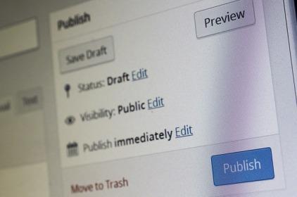 Another way of publishing.... Image via Pixabay
