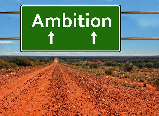 Part 4- Ambition is not the same thing as talent or being famous on merit