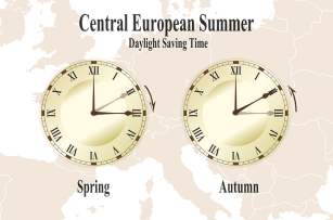 Have never understood the point of the clock changes twice a year. Can't we just stick to one? Image via Pixabay.