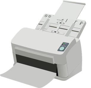 My old printer keeps going. Image via Pixabay.