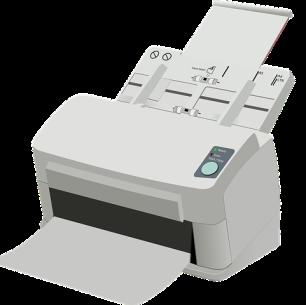 My old printer keeps going. Image via Pixabay.