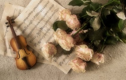 Setting the mood with music. Image via Pixabay