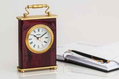 Love that clock. Pexels image.