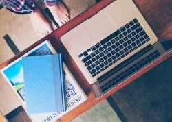 What every writer needs. Image via Pexels.