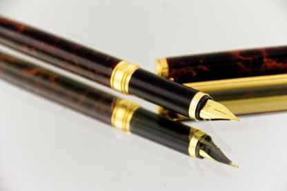 Beautiful pens. Pexels image.