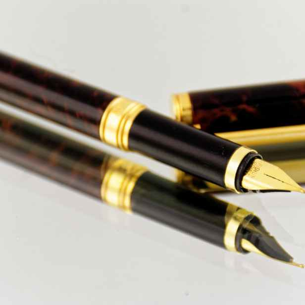 Beautiful pens. Pexels image.