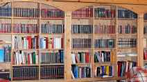 Now that is some serious shelving! Pexels image.