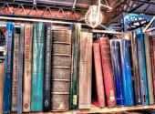 Lovely and treasured book collection here. Image via Pexels