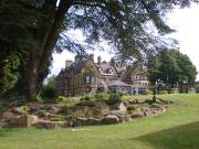 The Hayes Conference Centre, home of the Swanwick Writers' Summer School. Image by Allison Symes