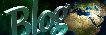 Potentially your blog can go global. Image via Pixabay