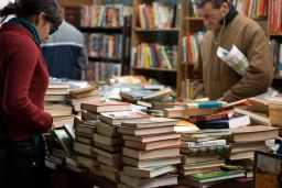 Lovely books. Pexels image.