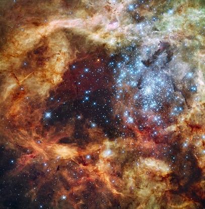 The Heavens Declare the Glory of God - image via Pixabay