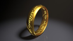 The Ring from Lord of the Rings - image via Pixabay