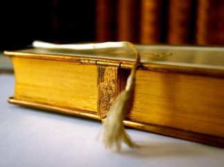 A truly beautiful book. Pixabay image.