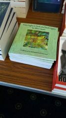 FLTDBA for sale in the Swanwick Book Room. Image by Allison Symes