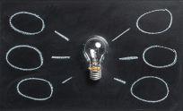 Generating those ideas. Pixabay image.