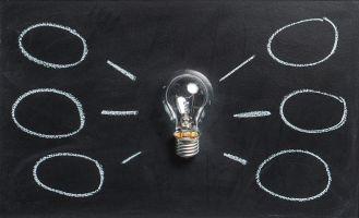 Get those ideas coming! Pixabay image