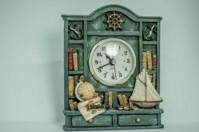 Love this clock. Pixabay image.