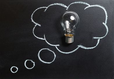 Let one creative idea spark another. Pixabay image.