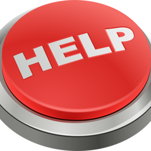We all need help at times! (Some of us more than others!) Pixabay image.